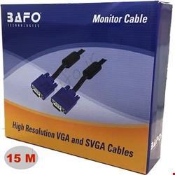 کابل 15 متری VGA بافو